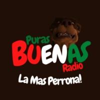 Logo of radio station PURAS BUENAS RADIO