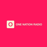 Logo of radio station One Nation Radio