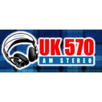 Logo of radio station La UK