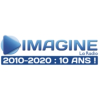 Logo of radio station IMAGINE - Gap