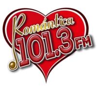 Logo de la radio Romántica 101.3 FM
