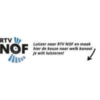 Logo of radio station RTV NOF