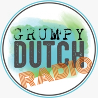 Logo of radio station Grumpy Dutch Radio