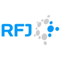 Logo of radio station RFJ