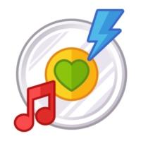 Logo of radio station DJSFACTORY.COM