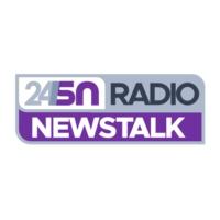 Logo of radio station 24Seven Radio Newstalk