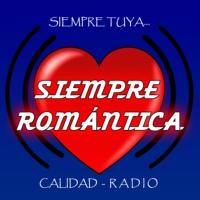 Logo de la radio Siempre Romántica
