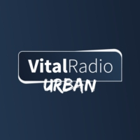 Logo of radio station Vital Radio Urban