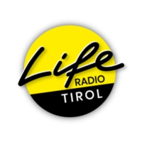 Logo of radio station Life Radio - Tirol
