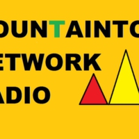 Logo of radio station MTN Radio D.M.V