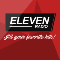 Logo of radio station Eleven Radio