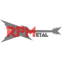 Logo de la radio RPM Radio Metal Uruguay