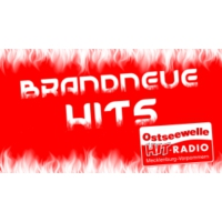 Logo of radio station Ostseewelle Brandneue Hits