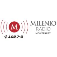 Logo of radio station MILENIO 103.7 HD-3