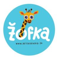Logo of radio station Detské rádio Pesničky