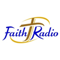 Logo of radio station WFRF Faith Radio