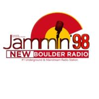 Logo de la radio Jammin' 98