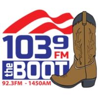 Logo de la radio WWJB 103.9 The Boot