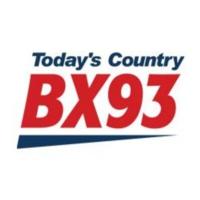 Logo of radio station CJBX 93 FM