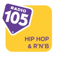 Logo of radio station Radio 105 Hip Hop & R'n'B