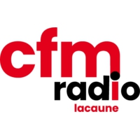 Logo of radio station CFM Radio - Lacaune