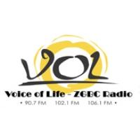 Logo of radio station Voice of Life Radio