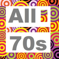 Logo of radio station All 70s Radio