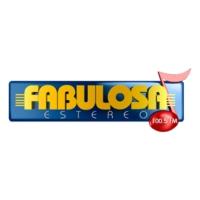 Logo de la radio Fábula Estéreo 100.5 FM