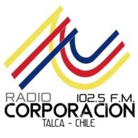 Logo de la radio Radio Corporación Talca