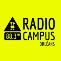 Logo of radio station Radio Campus Orléans 88.3 FM