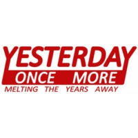 Logo of radio station YOM Yesterday Once More
