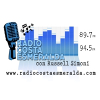 Logo of radio station Radio Costa Esmeralda