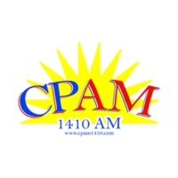 Logo de la radio CPAM 1410 AM