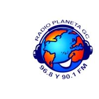 Logo of radio station Radio Planeta