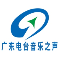 Logo of radio station 广东音乐之声 - Guangdong, the sound of music