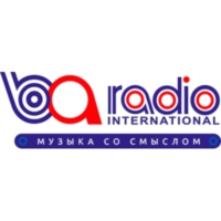 Logo of radio station Радио Би-Эй