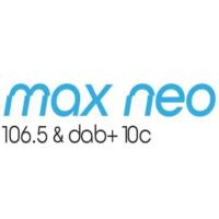 Logo of radio station Radio max neo