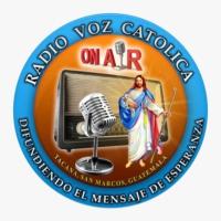 Logo de la radio RADIO VOS CATOLICA TACANA