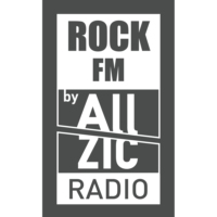 Logo of radio station Allzic Radio ROCK FM