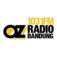 Logo de la radio 103.1 FM Oz Radio Bandung