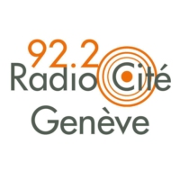 Logo of radio station Radio Cité Genève
