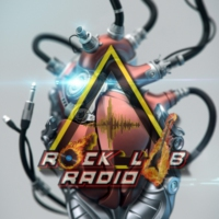 Logo of radio station ROCK LAB RADIO BALLADS