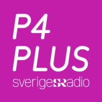 Logo of radio station Sveriges Radio P4 Plus
