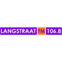 Logo of radio station Langstraat FM 106.8