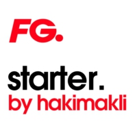 Logo de la radio FG STARTER FG by Hakimakli