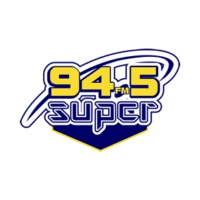 Logo of radio station XHNU Súper 94.5