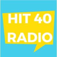 Logo de la radio Hit 40 Radio