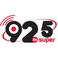 Logo of radio station XHEFO Super 92.5