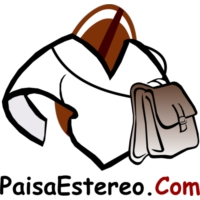 Logo of radio station Paisa Estéreo