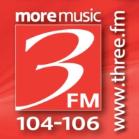 Logo de la radio 3FM Isle Of Man